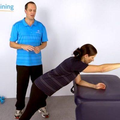 TCC1 Scapula Exercise Plank