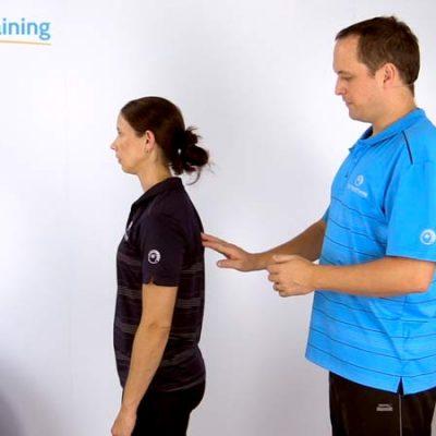 TCC1 Posture Standing
