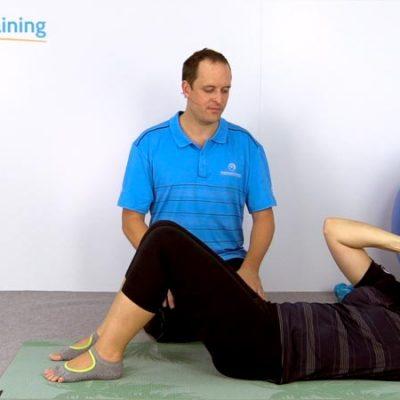 TCC1 Lumbar Exercise Crunch