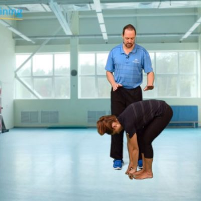 Integrating Movement Therapy - Lesson - Flexion Pattern Knee