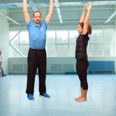 Integrating Movement Therapy - Lesson - Flexion Pattern Spine