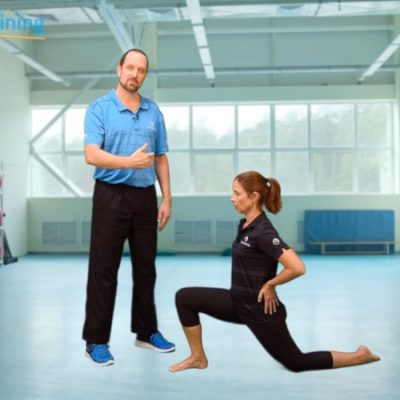Integrating Movement Therapy - Lesson- Extension Pattern Hips