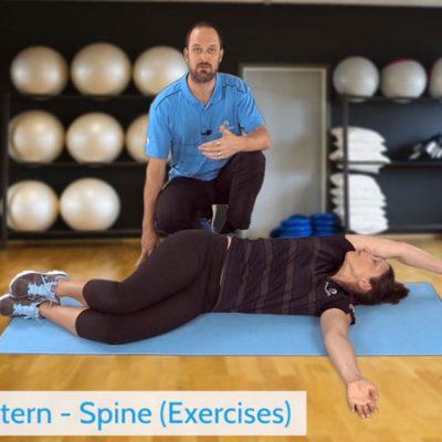 Rotation Pattern Spine