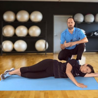 Lesson-Integrating Movement Therapy